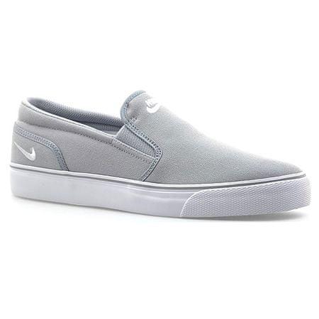 Nike TOKI SLIP TXT, 20 | NSW FOOTBALL / SOCCER | MOŠKI | NIZKA VRH | WOLF GREY / WHITE | 7.5