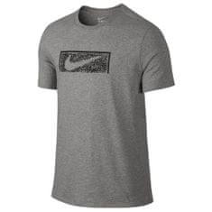 Nike SWOOSH GOAL TEE - L