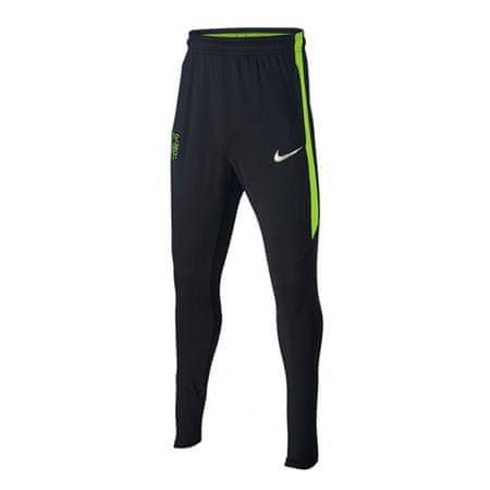 Nike NYR Y NK SZÁR SQD PANT GX KPZ, 10. | FABOTBALL / FOCCER | YOUTH UNISEX PANT | FEKETE / FEKETE / FÉMOS ezüst XS