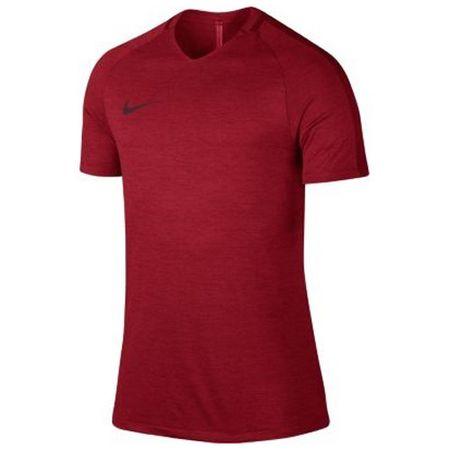 Nike M NK DRY TOP SS SQD PRIME, 10. | FABOTBALL / FOCCER | MENS | RÖVID HÁLÓ FEL | GYM Vörös / GMM Vörös / ÉJSZAKI MAROON | 2XL