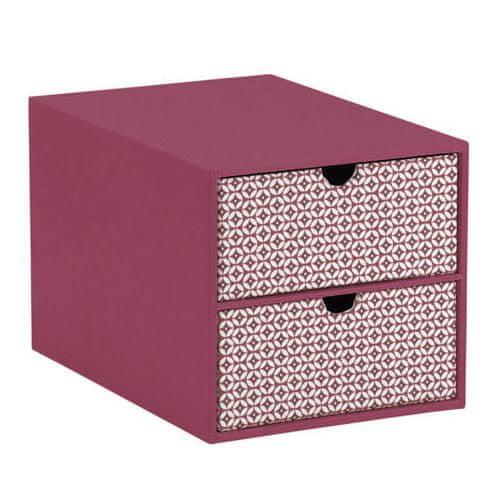 Rössler Schubladenbox 2er, Schubladenbox 2er
