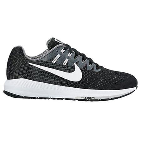 Nike WMNS AIR ZOOM SZERKEZET, 20. | Futás | NŐK | LOW TOP | FEKETE / FEHÉR HŰTÉS SZürke-PR PLTNM | 9
