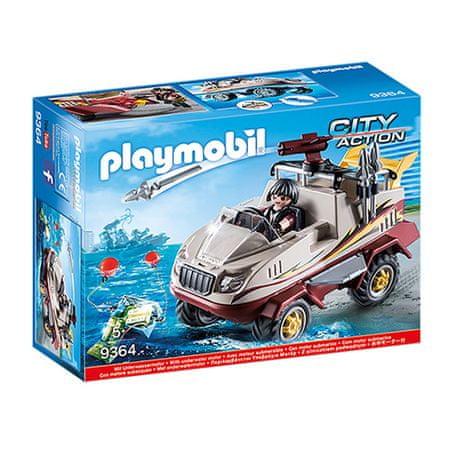 Playmobil Amfibijsko vozilo , Policija, 48 kosov