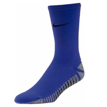 Nike GRIP STRIKE FÉNYKÉPESSÉG, 30. | FABOTBALL / FOCCER | Felnőtt UNISEX CREW SOCK | PARAMOUNT KÉK / FEKETE / FEKETE | 6-7,5