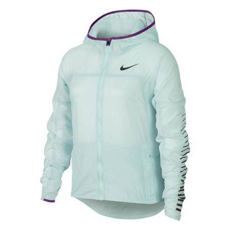 Nike G NK JKT HD IMP LT, 10. | Ifjú atléták LÁNYOK | Kapucnis dzseki | IGLOO / BOLD BERRY | L