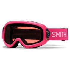Smith GAMBLER AIR, | gyermekek hó szemüveg Őrült rózsaszín pillangók | RC36 Rosec Af | O / S