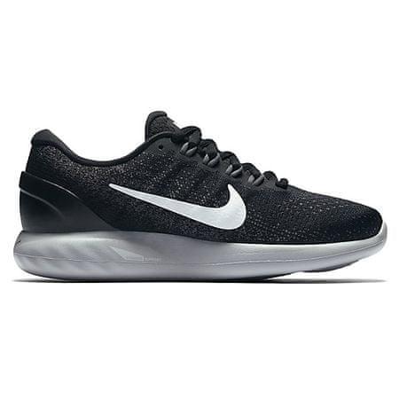 Nike WMNS LUNARGLIDE 9, 20. | Futás | NŐK | LOW TOP | FEKETE / FEHÉR-sötét szürke-farkaszöld | 6