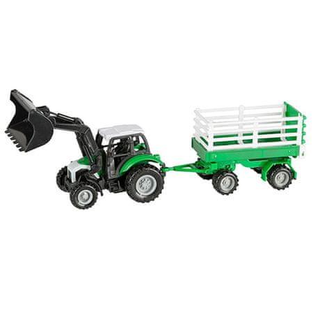 Idena traktor, traktor