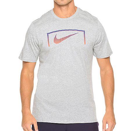 Nike SWOOSH GOAL TEE, 10. | FABOTBALL / FOCCER | MENS | Rövid ujjú póló | NT SZÖVEG FŰTŐ / NT SZK SZÖVEG FŰTŐ | 2XL