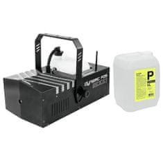 Eurolite Set Dynamic Fog 2000 + Smoke fluid -P2D- 5l, Set Dynamic Fog 2000 + Smoke fluid -P2D- 5l