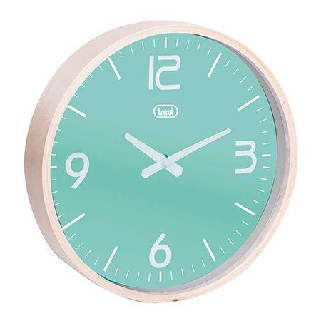 Trevi OM 3311 / TURCHESE Zegar ścienny, 25 cm, OM 3311 / TURCHESE Zegar ścienny, 25 cm