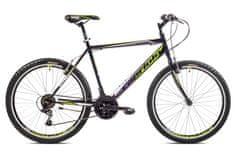 Capriolo MTB Passion M brdski bicikl, 26/18HT 21, crno/bijeli