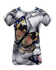 Lasoul Short Butterfly dámský dres krátký rukáv