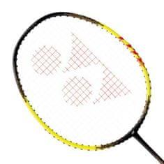 Yonex Badmintonová raketa VOLTRIC Lite | černá/žlutá | 4UG4