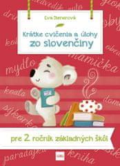Dienerová Eva: Krátke cvičenia a úlohy zo slovenčiny pre 2. ročník ZŠ