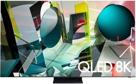 Samsung QE65Q950T televizor + DARILO: M7 monitor (LS32AM700U)