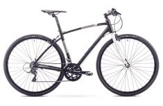 Romet Mistral Cross mestno kolo, XL, črno