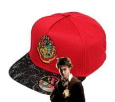 SETINO Chlapčenská Hip Hop šiltovka Harry Potter - červená