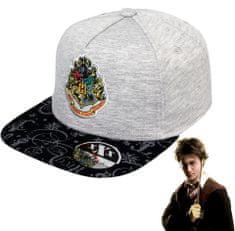 SETINO Chlapčenská Hip Hop šiltovka Harry Potter - sivá