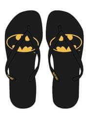 Eplusm Flip-Flops chlapčenské žabky Batman - čierna