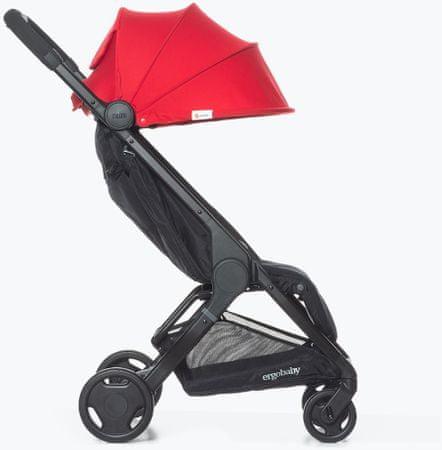 Ergobaby wózek dziecięcy METRO Compact City - Red