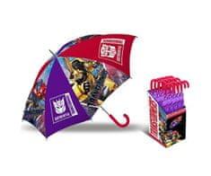 """EUROSWAN Parasol automatyczny """"Transformers"""" - czerwony"""