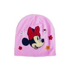 SETINO Baba átmeneti sapka lányoknak Minnie - rózsaszín