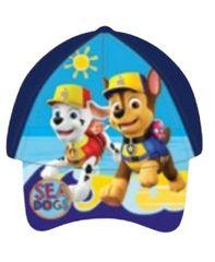 SETINO Detská šiltovka Paw Patrol - tmavo modrá