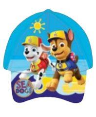 SETINO Dětská kšiltovka Požárnik Sam - světle modrá
