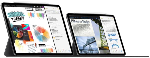 Apple iPad Pro 11 2020, Wi-Fi, A13 Bionic, najpotężniejszy procesor, super wydajny, ekonomiczny, uczenie maszynowe