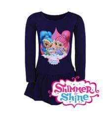 """SETINO Sukienka dla dzieci """"Shimmer i Shine"""" - niebieski"""