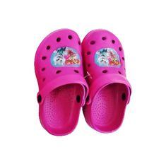 SETINO Dievčenské sandále Paw Patrol / Skye - tmavo ružová