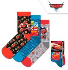 "EUROSWAN Chlapčenské vysoké ponožky ""McQueen"" - 3ks v balení"
