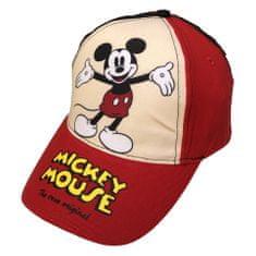 """EUROSWAN Fiú baseball sapka """"Mickey egér"""" - bézs"""