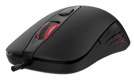 Omega VSETMPX6 Pro Gaming optična miška, 6 tipk + Gaming podloga za miško - Odprta embalaža