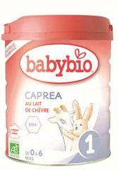 Babybio CAPREA 1 plnotučné kozí kojenecké mléko 800 g