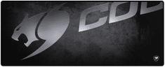Cougar podkładka pod mysz i klawiaturę Arena X, czarna (3MARENAX.0001)