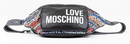 Love Moschino ženska torbica za okrog pasu JC4090 PP1A, večbarvna