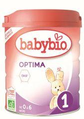 Babybio OPTIMA 1 kojenecké bio mléko 800 g