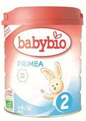 Babybio PRIMEA 2 kojenecké bio mléko 800 g