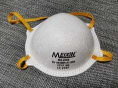 Zaščitna maska za obraz FFP2, 1 kos