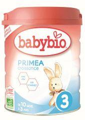 Babybio PRIMEA 3 kojenecké bio mléko 800 g
