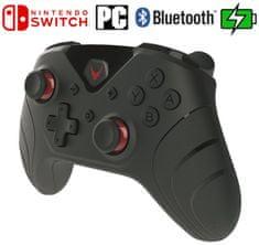 Omega OGPSWBT bežični Gamepad za Nintendo Switch/PC, Bluetooth, ugrađena baterija