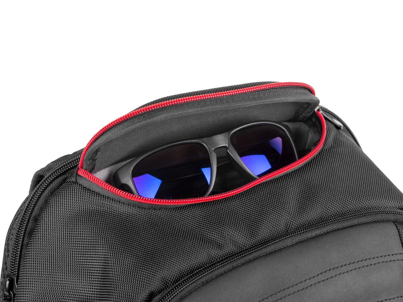 Genesis Pallada 500 batoh pre herné 15,6 / 17,3 notebooky (NBG-0986) vystužené vrecko na okuliare