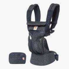 Ergobaby nosidełko OMNI 360 COOL AIR MESH - Blue Tweed