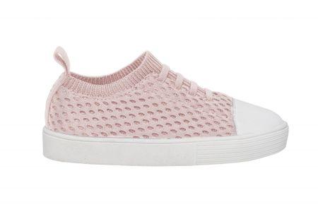 Stonz tenisówki dziecięce Shoreline Haze Pink SSHOHPNK 27 różowe