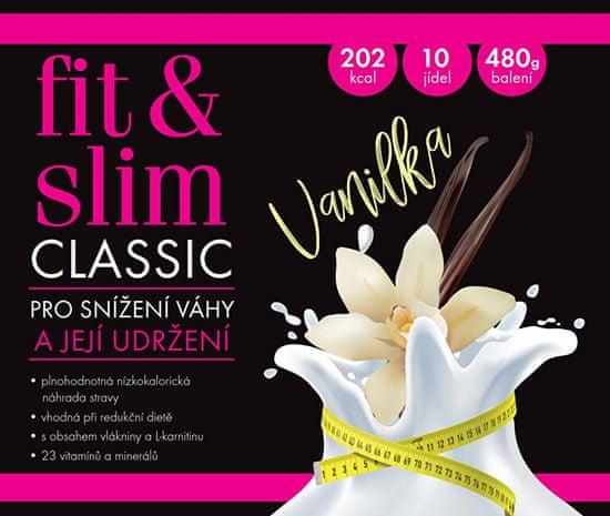 Fit & Slim CLASSIC - Vanilka