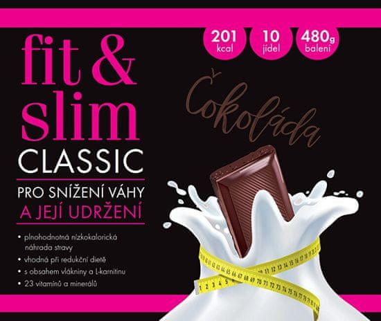 Fit & Slim CLASSIC - Čokoláda