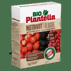 Bio Plantella Nutrivit za jagode i bobičasto voće, 1 kg