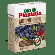 Bio Plantella Nutrivit za borovnice, 1 kg